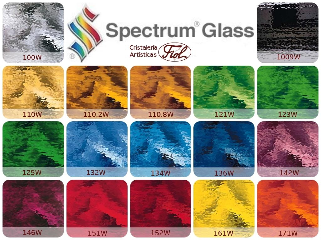 SPECTRUM GLASS - WATERGLASS